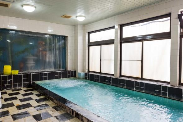 温泉を満喫!貸切露天風呂も24時間入浴OK!チェックインの遅い方も安心素泊りプラン!