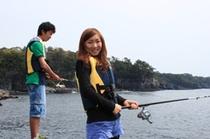 磯釣りプラン
