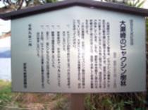 天然記念物「ビャクシン樹林」まで徒歩圏内