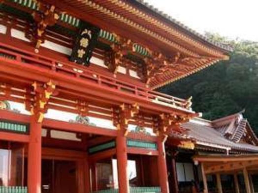 【大晦日&元日限定】和食会席の夕食+洋食セットの朝食!古都鎌倉で迎えるお正月(夕朝食付)