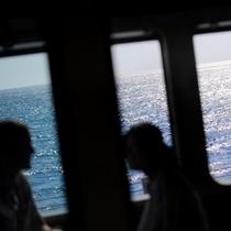 江ノ電の車窓