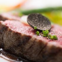 グレードアップ鎌倉フレンチ 肉料理一例