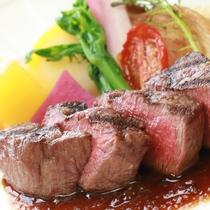 フレンチ 肉料理 一例