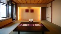 半露天風呂付き客室「優雅」和室タイプ