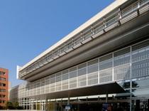 国際会議場正面玄関