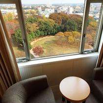 客室からの眺望 一例