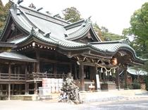 筑波山神社/つくば市筑波/車で約40分