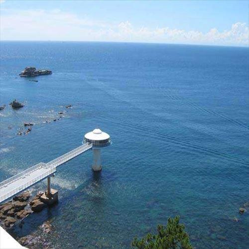 【観光】白浜海中展望塔