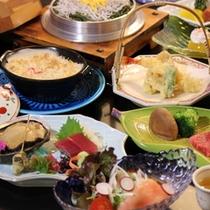 2014春会席「紀ノ川」