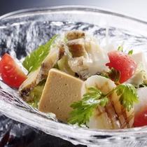 海鮮とお野菜のマリネ