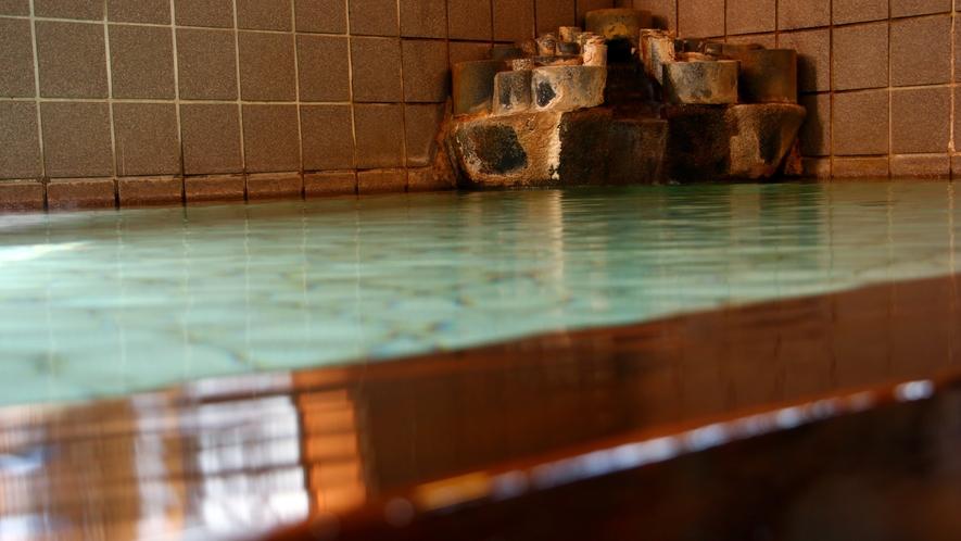 """天然温泉100%!""""美人の湯""""にゆっくり浸かっておくつろぎください"""