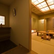 デラックス和室10畳(2.3階 富士山側)