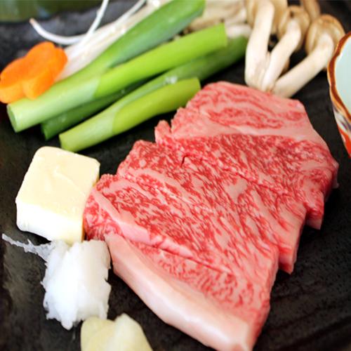 (夕食)とろける和牛ステーキ