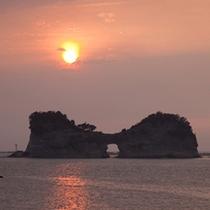 (周辺観光)円月島