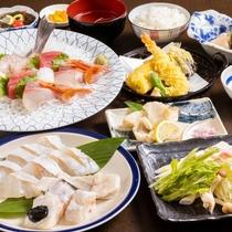 夕食(クエお気軽プラン)