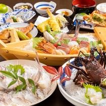 夕食(最上級プラン)