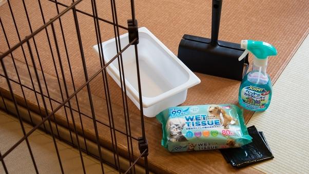 ◆ペット同室◆【和洋室】洗浄機付きユニットバス完備(禁煙)