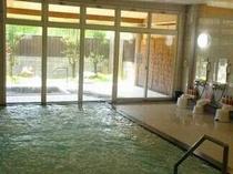 大浴場 内湯(ジャグジー、サウナもあり)