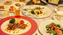 *フランス料理フルコース(一例)