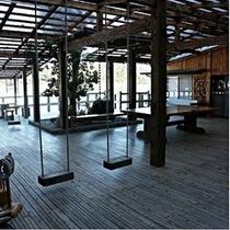檜扇荘 遊び場
