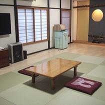 *【客室一例】渓流を望む☆和室15畳