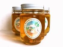 大自然に囲まれた山中湖の当館でとれた『百花純粋ハチミツ』を使ったウェルカムドリンクも好評