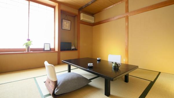 桔梗館 和室8畳/1〜4名様【禁煙】