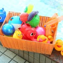 □【お風呂おもちゃ】お子様も楽しくバスタイム♪おもちゃの貸出致します。