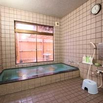 □【女性風呂】24H入浴可!ゆったりとお寛ぎください。
