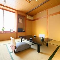 ◇【純和風■桔梗館】和室8畳