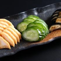 ■【追加料理】漬物盛り合わせ(小)