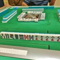【専用麻雀室】全自動の麻雀卓3台設置