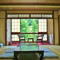 南館3階(大谷川側)のお部屋一例