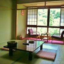 南館4階(大谷川側)のお部屋一例