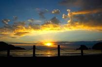 日の出・弓ヶ浜海岸