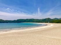 弓ヶ浜海岸