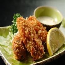 久美浜産牡蠣フライ