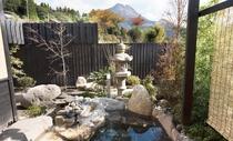 別館「梅」の露天風呂
