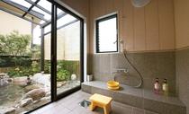別館のシャワー室