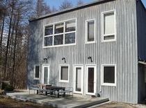 アメリカン輸入住宅タイプの貸別荘 Aタイプ