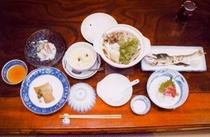 1月ある日の夕食