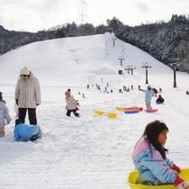 【赤子山スキー場ファミリーゲレンデ】この冬は家族みんなでスノーパル♪