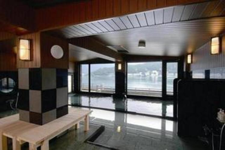 河口湖展望大浴場