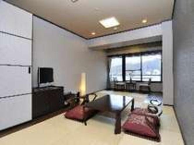 湖側・客室(一例)