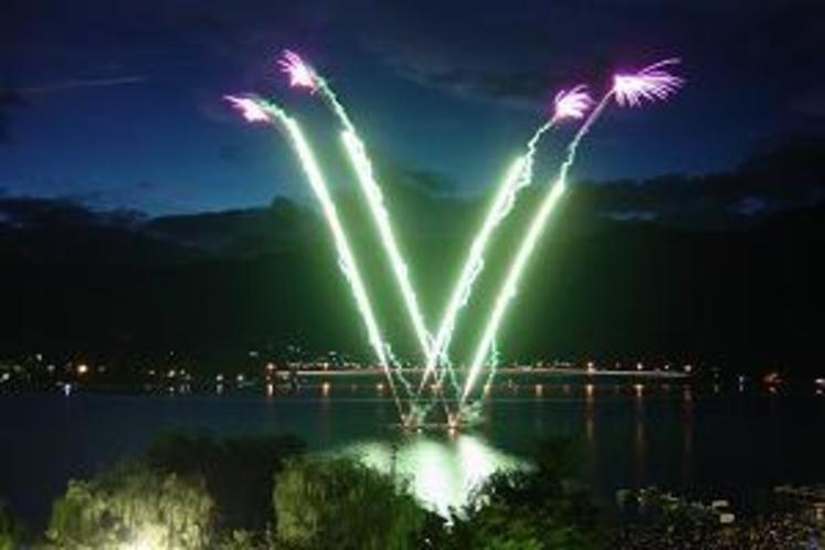 イベント(湖上祭)