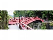 世界文化遺産 神橋