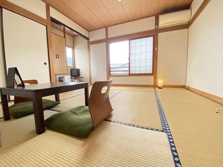 和室8畳 トイレ付【禁煙】