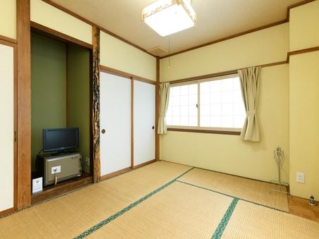 【禁煙】和室1〜2名様(バス・トイレなし)