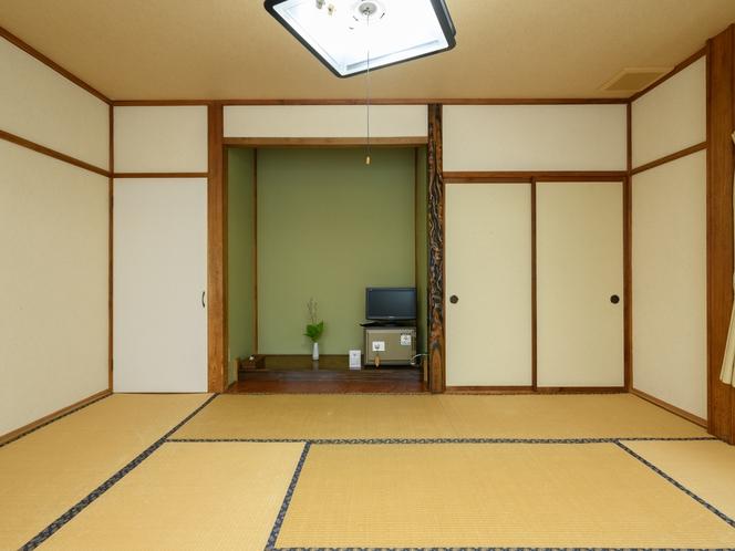 【禁煙】和室1~4名様(バス・トイレなし)