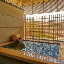大浴場『星の湯』銀泉露天